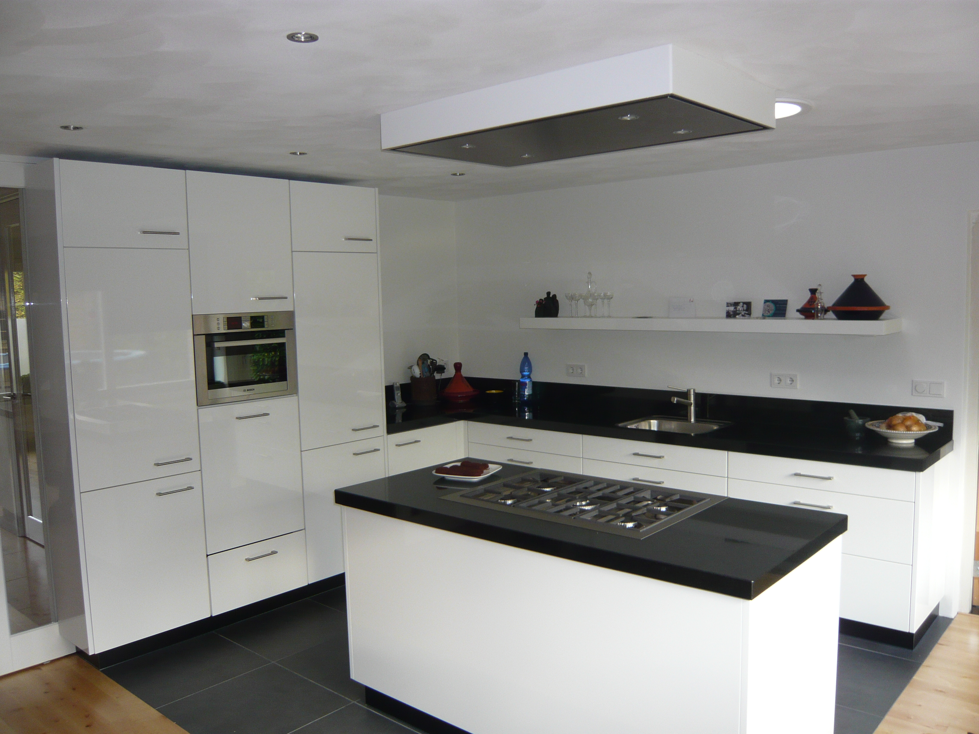Hoge Kastenwand Keuken : Keuken Hofstra Peter Hendriks Keukens