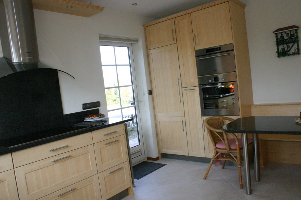 Keuken bamboe peter hendriks keukens